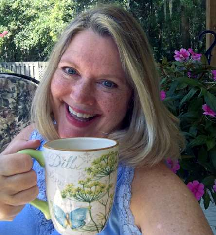 Series author Anne Marie Rodgers