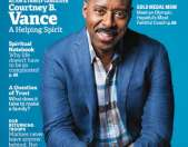 Guideposts Cover Star Courtney B. Vance: Behind the Scenes