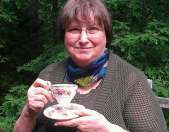 Tearoom Mysteries: Enjoy a Cup of Tea