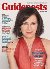 In her cover story for the October 2016 issue of Guideposts, Elizabeth Vargas, coanchor of ABC's 20/20, shares how for years she suffered secretly with axiety and addiction and how prayer gave her the strength to deal with her own struggles—and to help others in recovery.