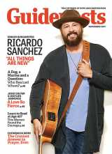 In the cover story for the November issue of Guideposts, recording artist Ricardo Sanchez shares how prayer, a dream, and mysterious coincidence would save—and change—his son's life.
