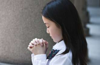 Why Jesus wants us to pray like a child.