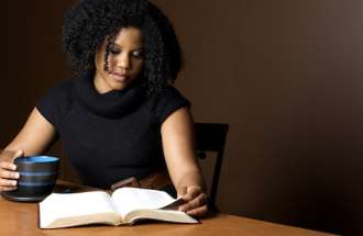 A military mom finds comfort in the Psalms.