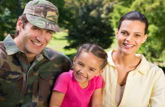 How military families can cope with deployment.