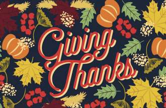 Giving thanks is good for the soul and your health. Guideposts blogger Diana Aydin has decided to give thanks daily for at least 5 things, big or small.