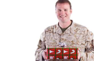 Tips on packing Christmas packages for soldiers overseas from Guideposts blogger Edie Melson.