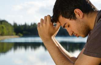 How our problems can deepen our prayers and bring us closer to God.
