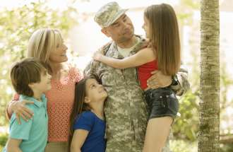 A military mom appreciates the changes in her son after his deployment.