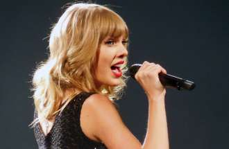 Guideposts: Pop star Taylor Swift