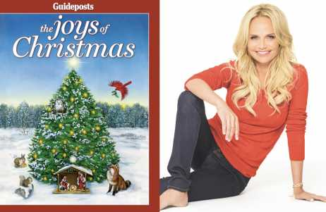 Star of stage and screen Kristin Chenoweth, featured in Guideposts' The Joys of Christmas 2016