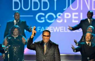 Bobby Jones Gospel Finale