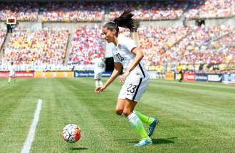 Christen Press U.S. Women's Soccer