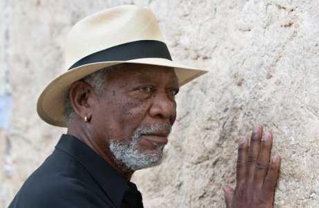 "Morgan Freeman hosts NatGeo's ""The Story of God"""