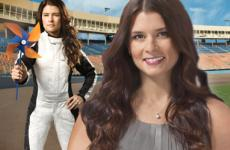 Inspirational stories: Danica Patrick drives for COPD