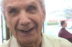 Antonio Mancinelli, the oldest barber in the world