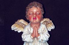 One of many angels from the angel collection