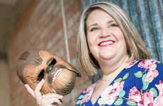 Candace Payne, known to millions around the world as Chewbacca Mom
