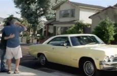 A father is reunited with his beloved 1965 Chevy Impala.