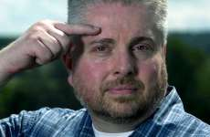 Pastor Mark Conn, who survived a bullet to his head