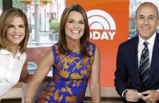 Guideposts: Today Show host Savannah Guthrie recalls a pair of interviews that strengthened her faith and confirmed for her that God is with us, even in our darkest moments.
