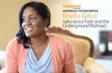 Shella Gillus talks about Faith and the Underground Railroad