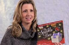 "Jill Hardie, author of the book ""The Sparkle Box"""