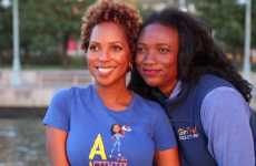 T. Morgan Dixon (right) and Vanessa Garrison, the founders of GirlTrek