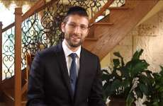 Rabbi Yoel Gold of Beis Naftali in Los Angeles, California